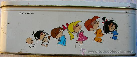 Caja De Membrillo De La Familia Telerín Años 60 Sold At Auction 24319936