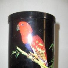 Cajas y cajitas metálicas: LATA METALICA CACAO AZUCARADO SPARCAO VITORIA. Lote 27234551
