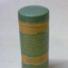 Cajas y cajitas metálicas: CAJA FARMACIA ASEBORRH. Lote 27617923
