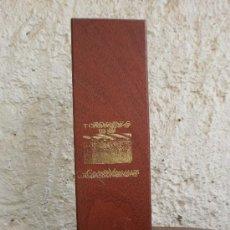 Cajas y cajitas metálicas: CAJA DE VINO TORRES. Lote 27205770