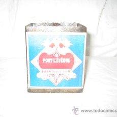 Cajas y cajitas metálicas: ANTIGUO MOLDE METÁLICO PARA QUESO. Lote 44842696