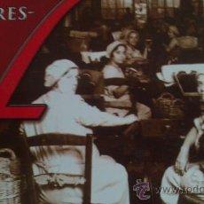 Cajas y cajitas metálicas: ORIGINAL CAJA DE FARIAS(SUPERIORES)MUJERES LABORANDO TABACO EN FABRICA..EDICION LIMITADA. Lote 28605312