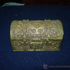Cajas y cajitas metálicas: COFRE. Lote 28594512