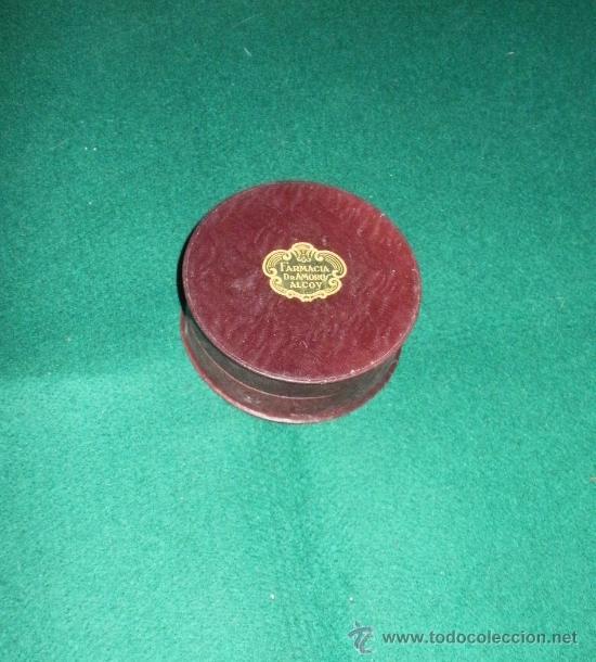 ANTIGUA CAJA DE FARMACIA (Coleccionismo - Cajas y Cajitas Metálicas)