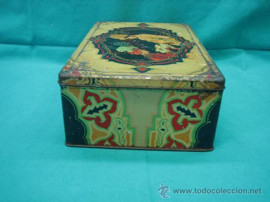 Cajas y cajitas metálicas: Caja metalica fabricada en industrias metalgraficas-Tintoré Oller ( Barcelona) - Foto 3 - 28987681