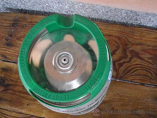 Cajas y cajitas metálicas: LATA DE CERVEZA HEINEKEN. 5 LITROS - Foto 2 - 29178138