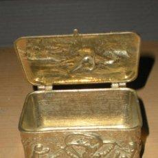 Cajas y cajitas metálicas: CAJITA METALICA. Lote 29557454