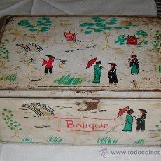 Cajas y cajitas metálicas: LATA COLACAO BOTIQUIN. Lote 31567972
