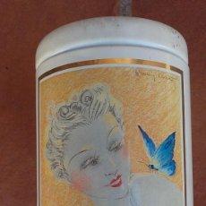 Cajas y cajitas metálicas: &-ELEGANTE BOTE DE JABON-ROGER&GALLET(PARIS)-16X9 CTM.. Lote 31746424