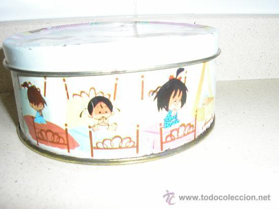 La Familia Telerín Cleo Tete Maripí Pelusín Co Buy Antique Boxes And Metal Boxes At Todocoleccion 31932123