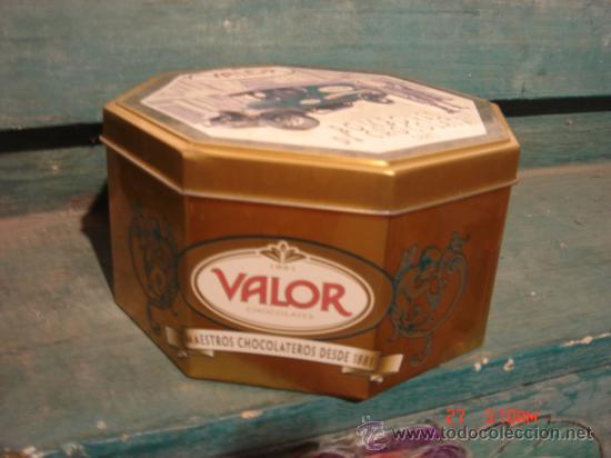 Cajas y cajitas metálicas: CAJA METALICA DE BOMBONES VALOR EN DE CONSERVACIÓN - Foto 2 - 31925122