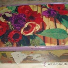 Cajas y cajitas metálicas: CAJA COLA CAO . Lote 32548942