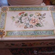 Blechdosen und Kisten - antigua caja metal - 58428573