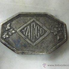 Cajas y cajitas metálicas: CAJITA METALICA. Lote 32747977