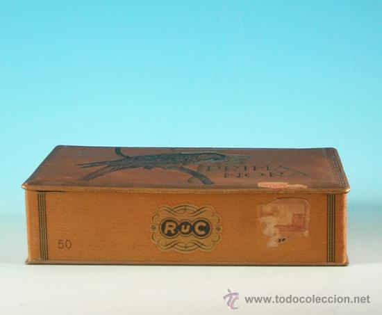 Cajas y cajitas metálicas: Caja de chapa Prima Nora. Alemania 1930 - 1935. - Foto 3 - 33981675