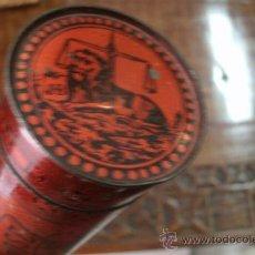 Cajas y cajitas metálicas: ANTIGUO TUBO ENVASE METALICO DE VESICATOIRE ROSE, AÑOS 20 - 30 - . Lote 34883251