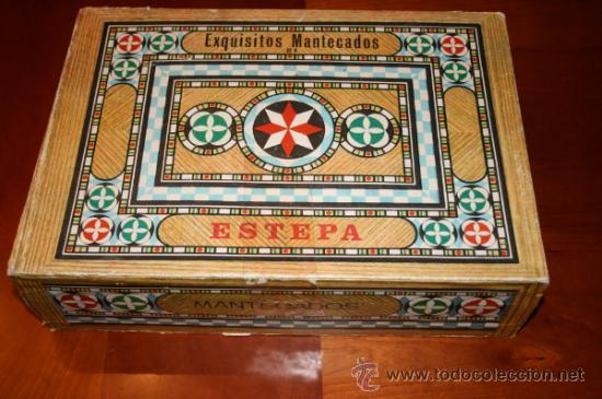 Sevilla caja de mantecados y p comprar - Fotos estepa sevilla ...