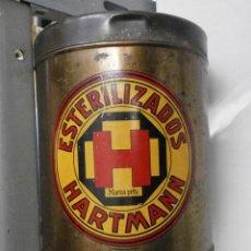 Cajas y cajitas metálicas: CAJA METALICA ESTERILIZADOS HARTMANN CAJA METALICA-5. Lote 36253099
