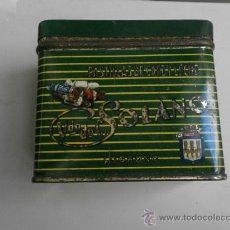 Cajas y cajitas metálicas: CAJA METALICA SOLANO CAJA METALICA-11. Lote 36253509