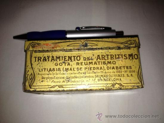 Cajas y cajitas metálicas: Lithines del Dr.Gustin - Foto 2 - 69109321