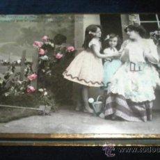 Cajas y cajitas metálicas: BONITA CAJITA DE CARTÓN 9,14 CM. POSIBLEMENTE DE DULCES, FINALES S. XIX- PPS. S. XX. Lote 36851103