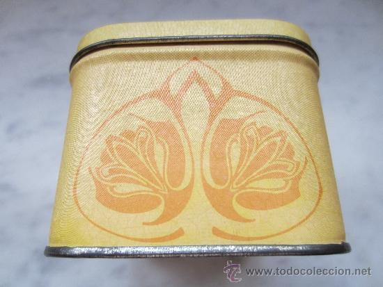 Cajas y cajitas metálicas: caja de hojalata litografiada - Foto 3 - 38317046