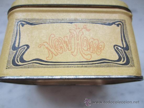 Cajas y cajitas metálicas: caja de hojalata litografiada - Foto 4 - 38317046