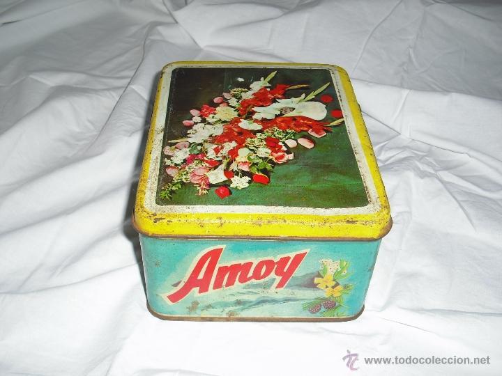 Cajas y cajitas metálicas: caja hojalata - Foto 2 - 39936105