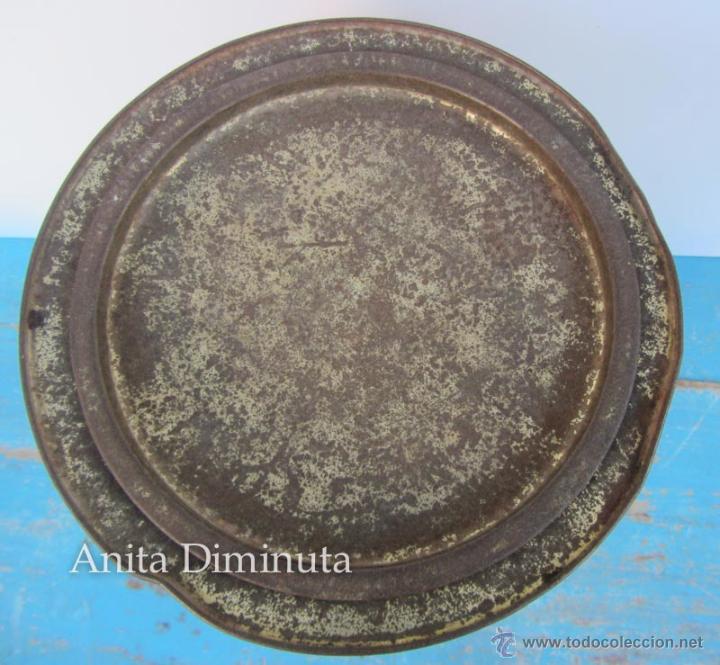Cajas y cajitas metálicas: ANTIGUA Y RARISIMA CAJA DE CAFES - JUAN FARRE - SAN ANDRES BARCELONA - CASA HOMOTOMBA - TORREFACCION - Foto 5 - 40183657
