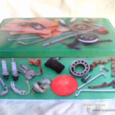 Cajas y cajitas metálicas: CAJA LITOGRAFIADA - COLA-CAO. Lote 41293026