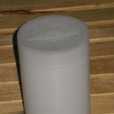 Cajas y cajitas metálicas: ENVASE DE PLASTICO BLANCO- REDONDO , LABORATORIOS MABO ( VALENCIA ). Lote 41653255