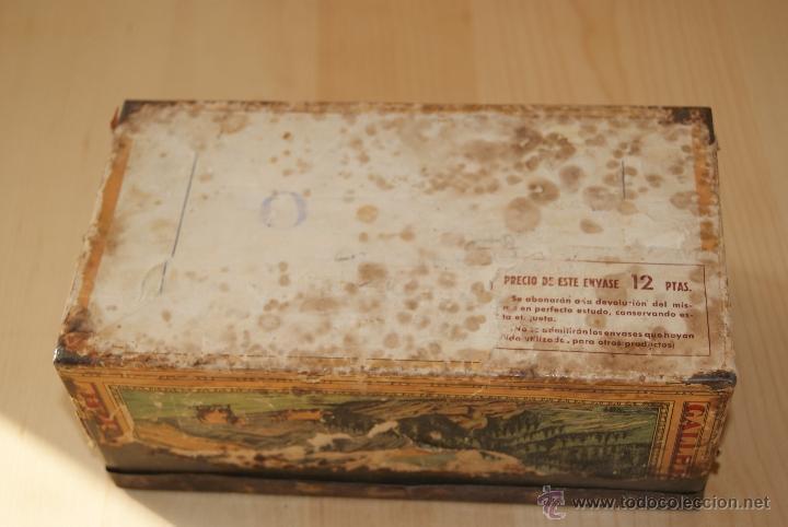 Cajas y cajitas metálicas: CAJA GALLETAS BIRBA DE HOJALATA - Foto 3 - 41729312