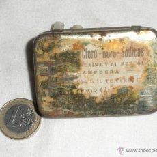 Cajas y cajitas metálicas: CAJITA METALICA. Lote 41897814