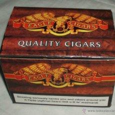 Cajas y cajitas metálicas: CAJA CARTON CIGARROS DE MALTA. Lote 42226419