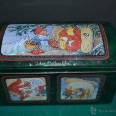 Cajas y cajitas metálicas: CAJA METALICA ARS EDITION MADE IN GERMANY. Lote 43485675