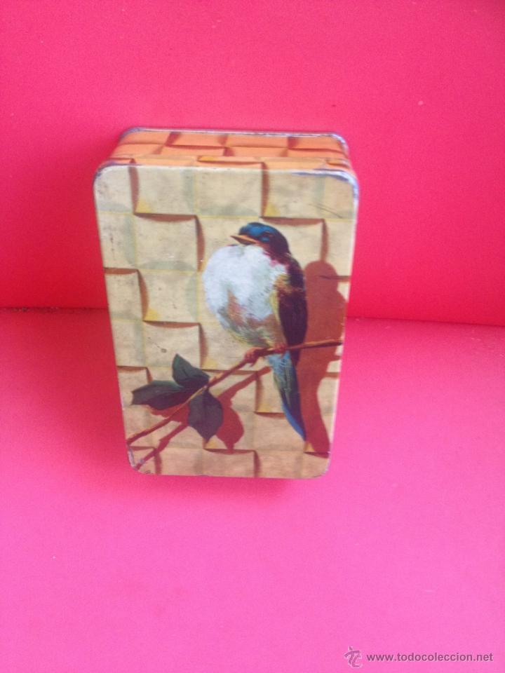 Cajas y cajitas metálicas: FABRICA DE ALMENDRAS DE ALCALA DE HENARES MANUEL PASTOR - Foto 3 - 44283204