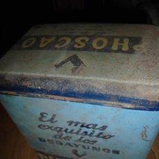 Blechdosen und Kisten - LATA hojalata ANTIGUA PHOSCAO DESALLUNOS SEMOLA - 58505554