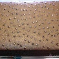 Cajas y cajitas metálicas: CAJA DE TABACO. Lote 44382463