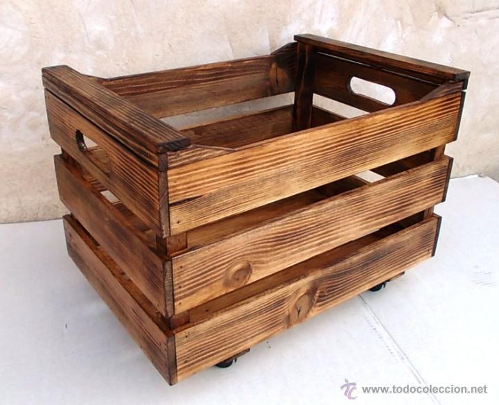 cajas y cajitas metlicas caja fruta de madera foto 2 83869667