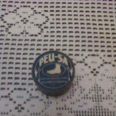 Casse e cassette metalliche: CAJA DE SALES PARA PIES PEU-SA. Lote 45211403