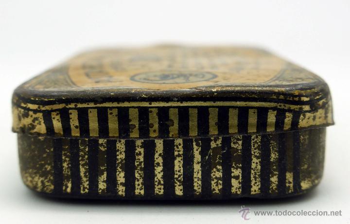 Cajas y cajitas metálicas: Caja farmacia medicina Pasta pectoral tos Dr Andreu Barcelona - Foto 5 - 45262299