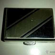 Cajas y cajitas metálicas: CAJA PASTILLERO METALICA. Lote 45580913