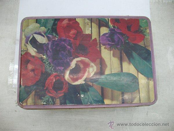 Cajas y cajitas metálicas: Caja de CoLa Cao Antiquisimna - Foto 2 - 45591665