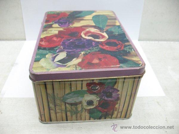 Cajas y cajitas metálicas: Caja de CoLa Cao Antiquisimna - Foto 3 - 45591665