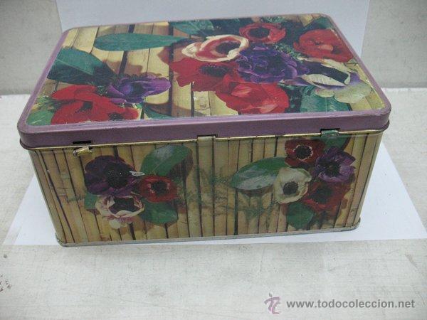 Cajas y cajitas metálicas: Caja de CoLa Cao Antiquisimna - Foto 4 - 45591665