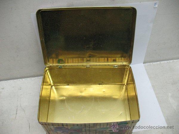 Cajas y cajitas metálicas: Caja de CoLa Cao Antiquisimna - Foto 8 - 45591665