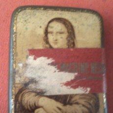 Blechdosen und Kisten - ANTIGUA CAJA METALICA ORIGINAL AGUJAS DE GRAMOLA GIOCONDA CONTIENE LAS AGUJAS GRAMOFONO - 45845200