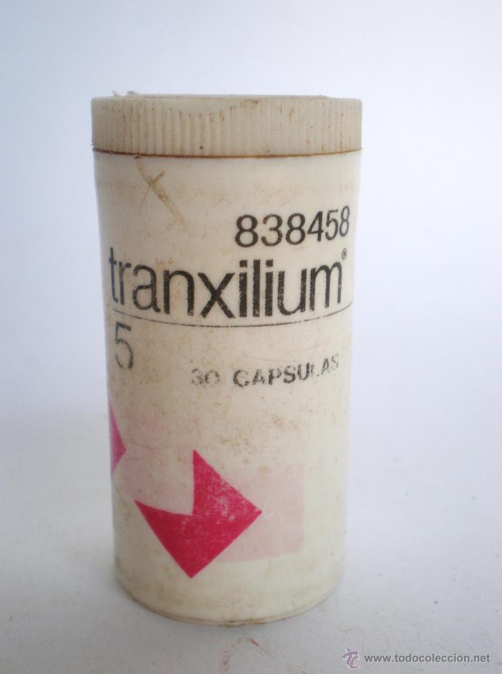 Bote Farmacia Tranxilium 5 Mod 2 30 Cápsulas Buy Antique Boxes And Metal Boxes At Todocoleccion 45890671