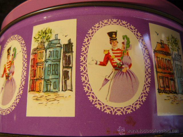 Cajas y cajitas metálicas: CAJA METALICA INGLESA - Foto 4 - 45937946