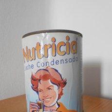 Cajas y cajitas metálicas: BOTE LECHE NUTRICIA -VACIO-. Lote 46028698
